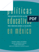 Politicas educativas Interiores