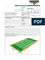 Rapport Accident Football VIKINGS