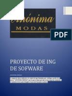 Proyecto de Ing de Sofware