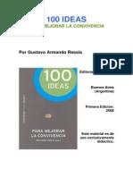 TEACHING 100 Ideas Para Mejorar La Convivencia