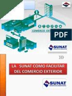 SUNAT Como Facilitador Del Comercio Exterior