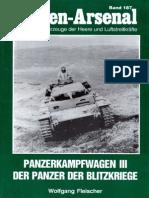 Waffen Arsenal - Band 187 - Panzerkampfwagen III - Der Panzer der Blitzkriege