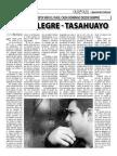 Selva Alegre - Tasahuayo (Oja x Oja 2014-08-11)