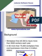 3 Fire Safety Workshop