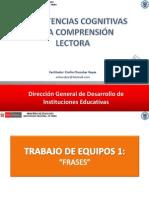 13 PPT Competencias Cognitivas Dela Comprension Lectora ECHR (1)