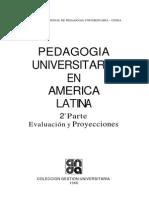 02-Pedagogía Universitaria 2ª Parte