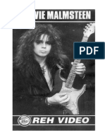 Guitar Lessons - Yngwie Malmsteen - Hot Licks Tabs