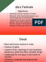 Indias Festivals Ppt