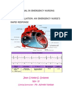 Journal in Emergency Nursing
