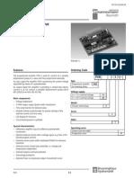 Proportional Amplifier PVR