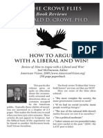 2010 Issue 6 - As the Crowe Flies