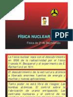 Física Nuclear [2ºBach]