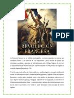 La Revolución Francesa Fue Un Conflicto Social y Político