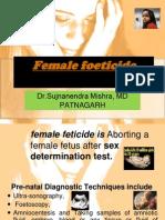 Female Foeticide.pptx