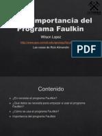 Uso e Importancia Del Programa Faultkin