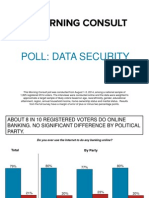 MC Data Security Poll 8-3-2014