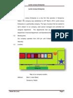 Business Plan of Leche Licious Ent