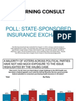 MC_State Sponsored Insurance Exchanges Poll_8!3!2014 (1)