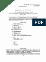 Exergy cost minimization.pdf