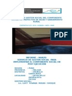 Informe Pnsr Mayo 2014
