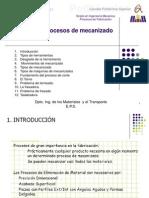 Tema 10. Procesos de Mecanizado