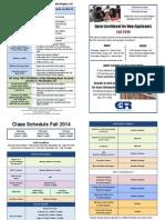 Registration Booklet English
