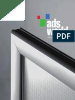 Brochure AdsWorld