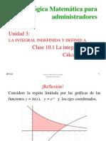 3.4 Calculo de Areas 2013-2
