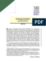Mojarro, Jorge - Vela, El Estridentismo y Las Estrategias de La Vanguardia