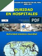 Seguridad Hospitales EAGM