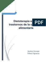 Dietoterapia en Los Trastornos de La Conducta Alimentaria