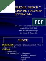 Hipovolemia y Reposicion de Volumen