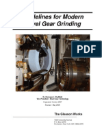 4341b Guidelines for Modern Bevel Gear Grinding May 2008