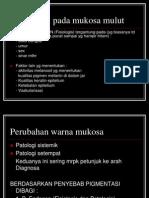 Pigmentasi Oral