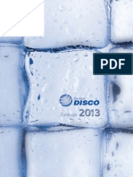 Catalogo DISCO 2013
