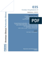 035 Feridas Hospitalares II