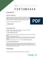 2. STRUKTUR TUMBUHAN