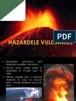 Hazardele Vulcanice