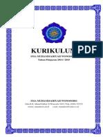 1415_Dokumen-I Kurikulum 2013 Kelas X-XI+Kaldik
