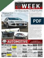 Auto Week #2