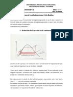 TERMODINAMICA Mecanica Mejoras en Rankine 2013 UTN FRT