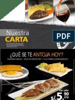 Carta Pardos Chicken
