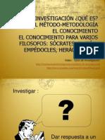 Investigación Parcial 2º III Bachillerato