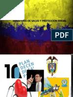 Ministerio de Salud y Proteccion Social