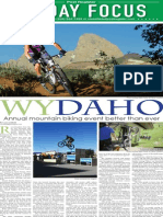 Wydaho Bike Event