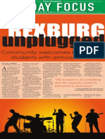 Rexburg Unplugged