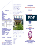 NSMMIC2013 Brochure New