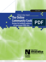 The Online Community Cookbook