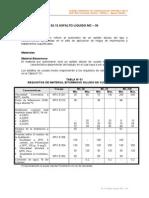 2.12 Asfalto Líquido MC-30