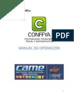 Manual de Operacion Del Sistema